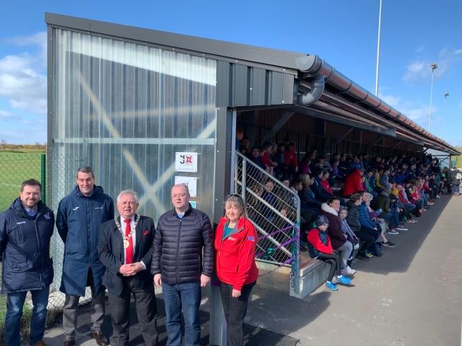 TEL Community Athletic's club opening
