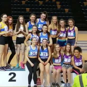 TEL U15 Girls' SAIL Bronze Winner